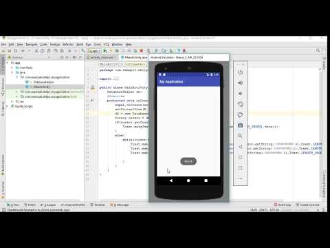 Delete data | Sqlite database | Android Studio