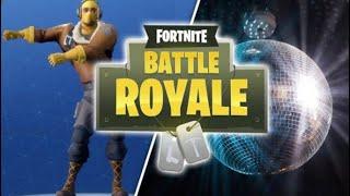 Epic Dance Off!/ Fortnite Battle Royale!