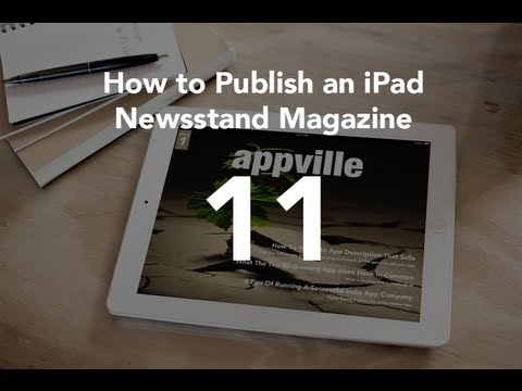 Setting up Free Subscriptions - Part 11 - iPad Publishing Software