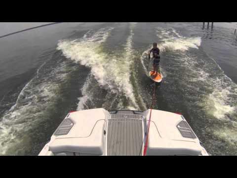 How To Ride A Wakesurf Board - Wake Surf