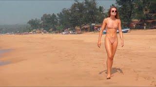 Agonda Beach Goa India.