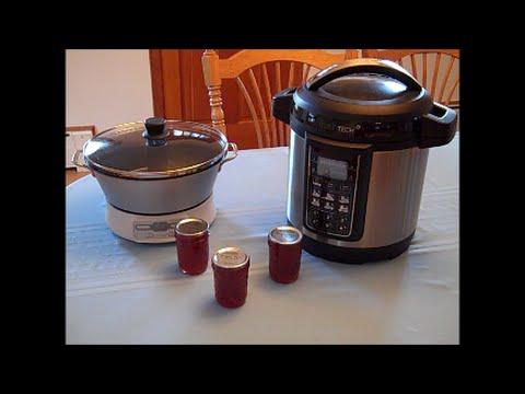Ball Jam and Jelly Maker: Plum Jam Recipe