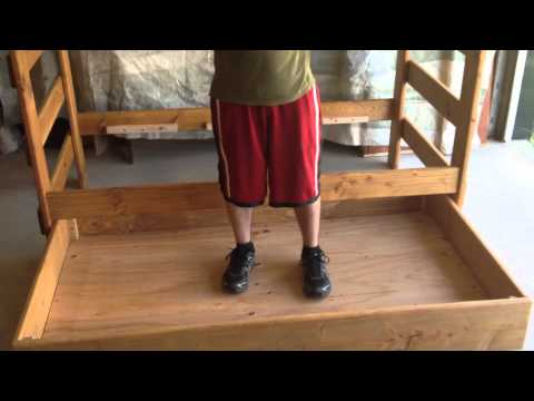 Trundle Drawer For Bunk Beds