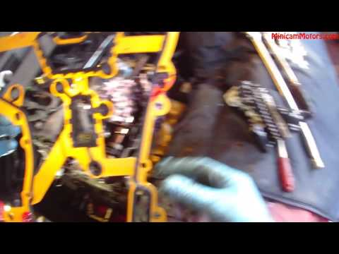 Vauxhall Corsa - Replacing the Timing Chain