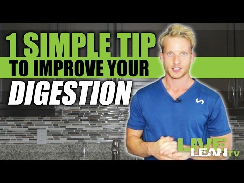 1 Simple Tip To Improve Your Digestion