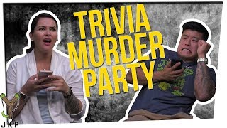 Trivia Murder Party! | Answer Right Or DIE!