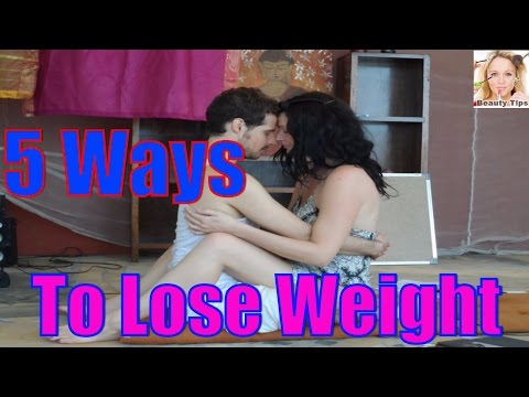 5 Sexy Ways To Lose Weight As A Beautiful Couple