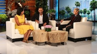 Ellen and Will Surprise an Amazing Teacher — EXTENDED!