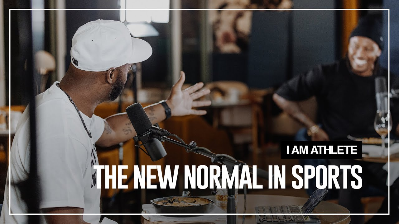 """The """"new normal"""" in sports 