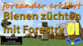 Let's Play Minecraft Bee Happy Modpack! - Ep 9 - Stannum, cuprum and