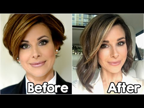 My New Hair Extensions | Short to Long Bob