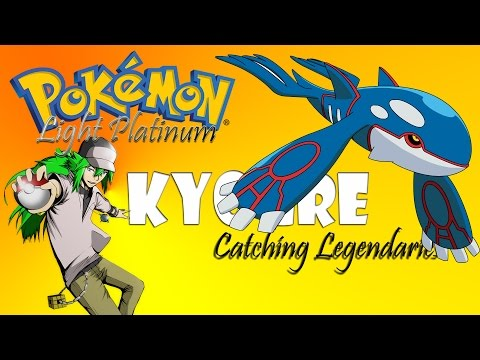 KYOGRE || Pokemon: Light Platinum