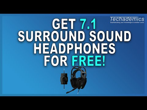 How To Get 7.1 Surround Sound for Free