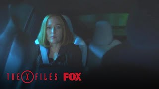 Scully Gets In A Driverless Car   Season 11 Ep. 7   THE X-FILES