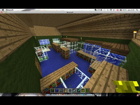 MInecraft   How to build a Pet shop!!!