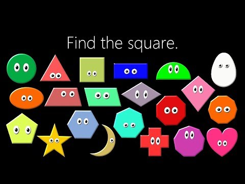 Find the Shapes - Learn Shapes - The Kids' Picture Show (Fun & Educational Learning Video)