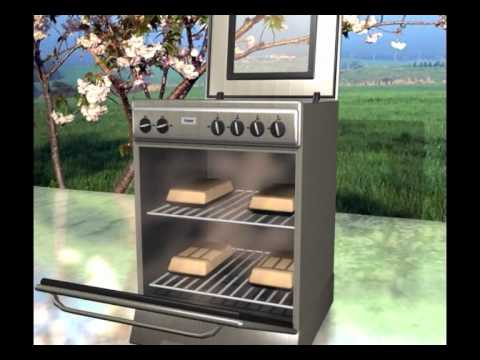 Gas Cooker & Oven ( Asela , A - Max )