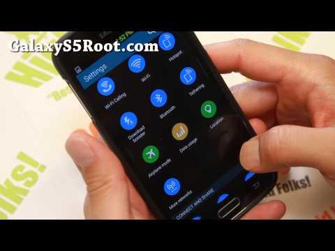 MOAR ROM for Sprint Galaxy S5! [Hotspot/Themes]