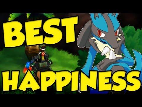 FASTEST Max Happiness Guide For Pokemon Sun and Moon! NEW METHOD!
