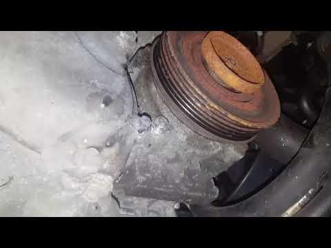 2007 ford escape ac compressor installation