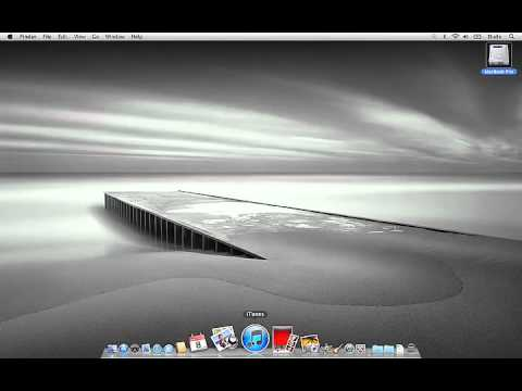 How to use the same itunes library with all users.mov