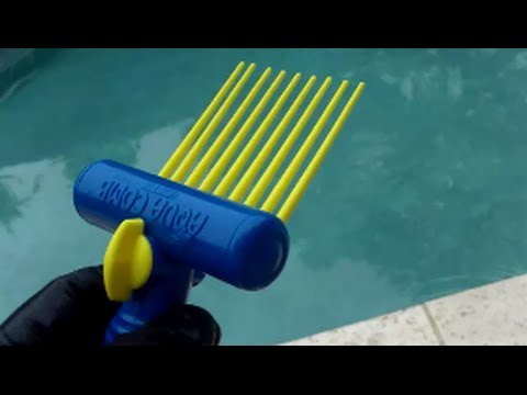 Aqua Comb Cleaning Tool for Pool and Spa Filters -- Review