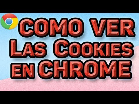 Trucos Chrome: Cómo VER las COOKIES en GOOGLE CHROME. Borrar Cookies en Chrome