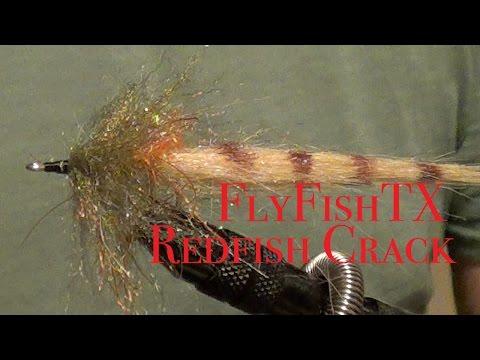 Redfish Crack Fly