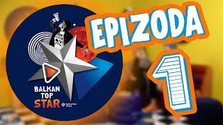 Balkan Top Star - Youtube Talk Show [S1E1] #BalkanTopStar #AndrijaJo #LeaStankovic #DusanPetrovic