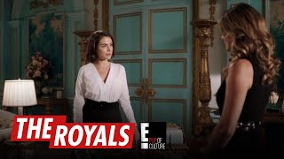 The Royals | Queen Helena Shares Love Advice to Willow | E!