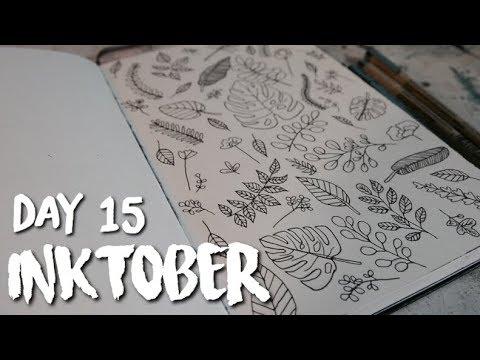 Inktober 2017 Day 15