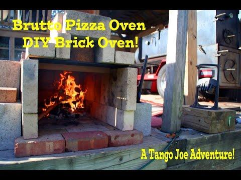 DIY Pizza Oven   Brutto Pizza Oven