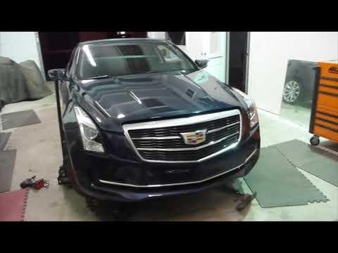 2016 Cadillac ATS Lighting Upgrade... Dimming... Or something.