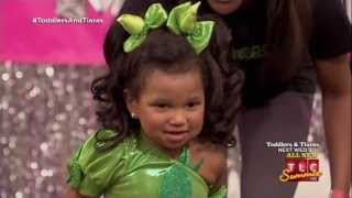 Toddlers and Tiaras - Fail in my book! (Starz N Glitz: Stone Age Pageant) PART 3
