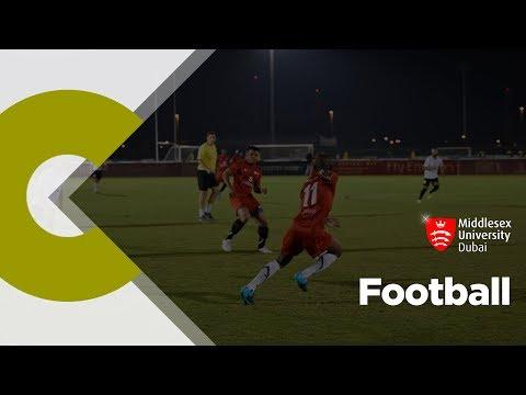 Team Middlesex - Football   Middlesex University in Dubai