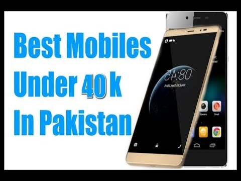 5 Best Smartphones You Can Buy for Rs. 30K-40K in Pakistan.