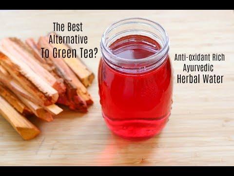 The BEST Antioxidant Rich Drink - Kerala Herbal Pink Water Pathimugam - Ayurvedic Home Remedies