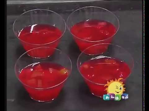 HOW TO MAKE FRUIT JELLY IN TAMIL