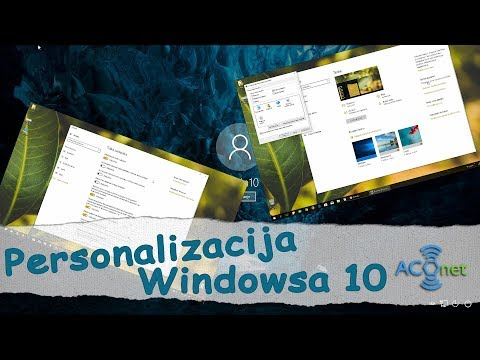 Personalizacija Windowsa 10
