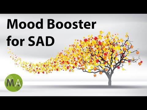 Seasonal Affective Disorder Meditation Mood Booster - Isochronic Tones