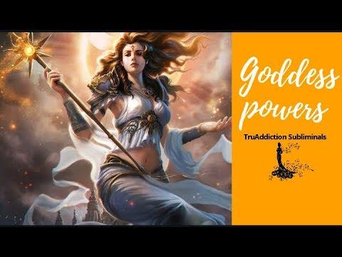 Manifest GODDESS Powers *Paid Request*(528Hz miracle tone)~TruAddiction Subliminals💋