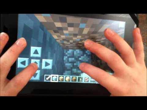 How to find Diamonds and Gold in minecraft pe