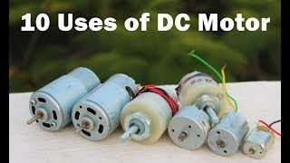 Download 10 useful things from DC motor - DIY Electronic Hobby Video
