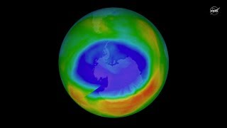 NASA Sees Definitive Evidence of the Montreal Protocol