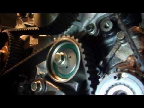 1996 to 2000 Chrysler Sebring Convertible, TIMING BELT & WATER PUMP 4 of 4