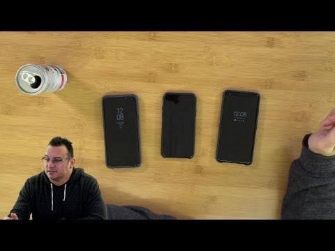 Galaxy S9 + iPhone X + Pixel 2 XL Live Stream