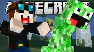 Minecraft | A CREEPER