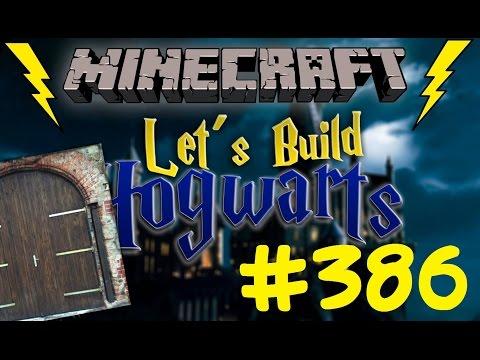 Let's Build Hogwarts - Minecraft #0386 - das GROßE TOR ! [Survival Mode]   dagilp_lbh