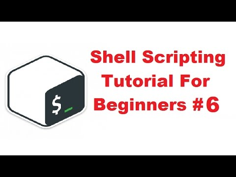 Shell Scripting Tutorial for Beginners 6 - File test operators
