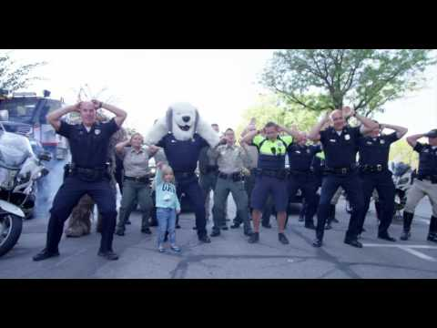Salt Lake City Police Department Dancing the Wookiee - End Text Wrecks